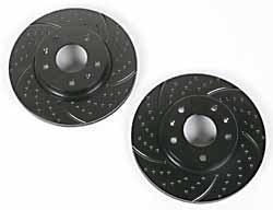 Brake Rotors - Front- EBC Performance - Pair