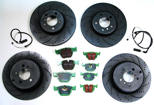 Range Rover Performance Brake Rebuild Kit