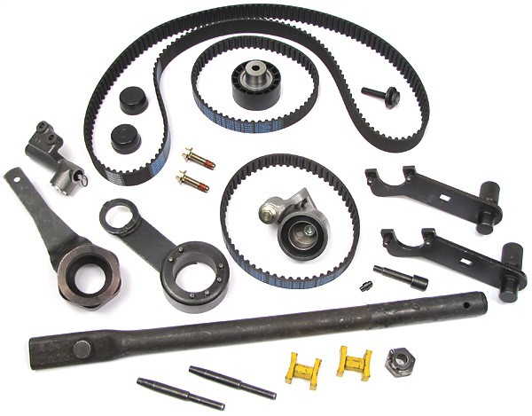 timing belts and tensioner kit for Freelander - 8827FTTK