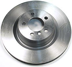 Front Brake Rotor For Range Rover Full Size L322 2006 - 20112 (See Year Fitments)