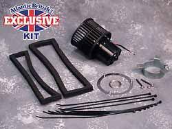 Range Rover Classic heater blower motor kit