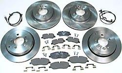 LR3 brake rebuild kit