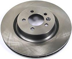 brake rotor front for LR4 - 8854