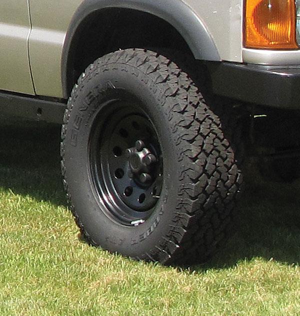 Tire 16