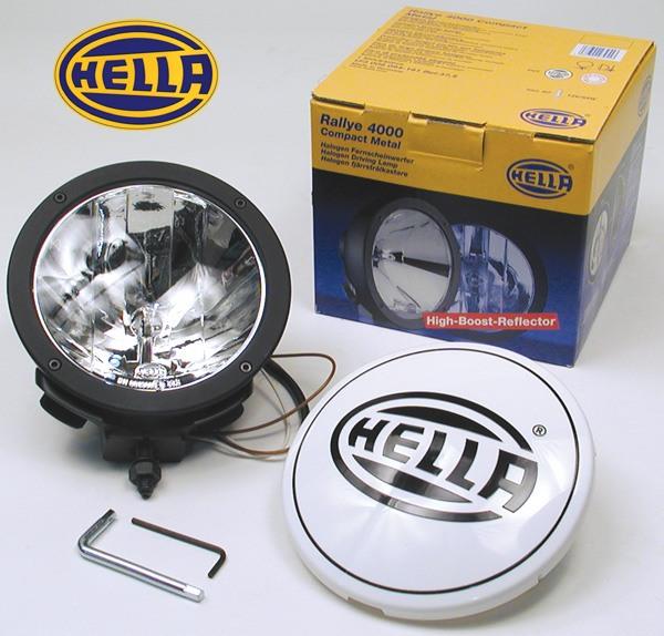 Hella Compact Driving Lamp