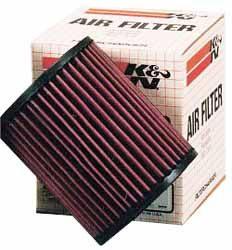 K&N air filter - E2350