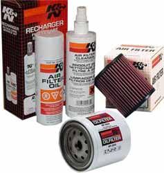 Range Rover P38 air filter kit