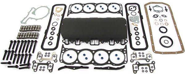 Land Rover engine install kit