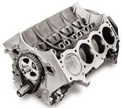 Engine 4.6 Short Block - BOSCH - Remanufactured