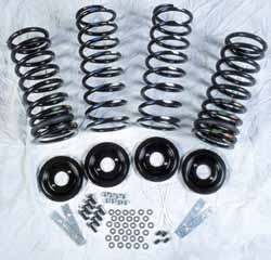 Range Rover Classic coil spring conversion kit