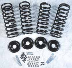Air Suspension Replacement Kit With Standard Old Man Emu / ARB Springs