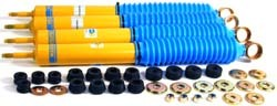 Performance Shock Kit From Bilstein, Front & Rear Shocks For Land Rover Discovery I