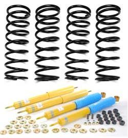 Bilstein shocks (4) and coil springs (4)
