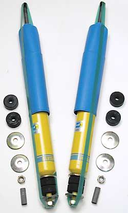 Performance Front Shock Kit From Bilstein (Pair) For Range Rover Classic 1993-1995