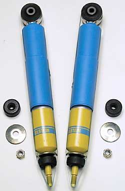 Performance Rear Shock Kit From Bilstein (Pair) For Range Rover 4.0 Or 4.6 P38