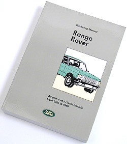 Range Rover repair manual