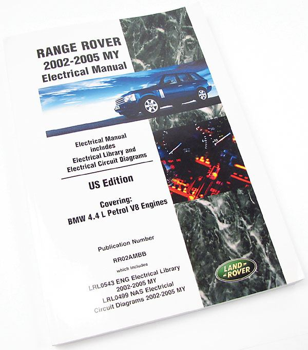 Range Rover electrical manual