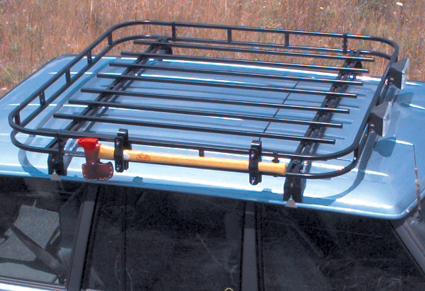 Basket Style Wilderness Roof Rack- 7 Foot