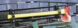 Roof Rack - Wilderness - Axe Or Shovel Bracket