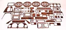 Dash Kit - 2002-2003 - Burlwood