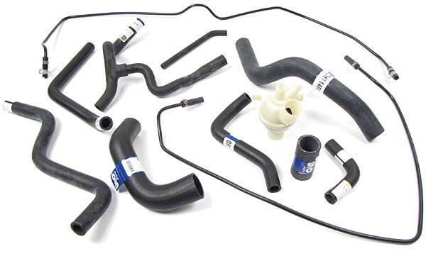 Range Rover coolant hose and thermostat kit