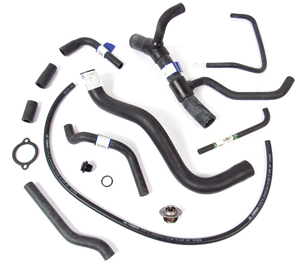 coolant hose and thermostat kit for Range Rover Classic
