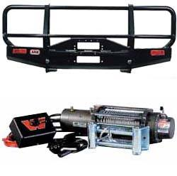 Winch Kit - ARB Bar - 8, 000LBS