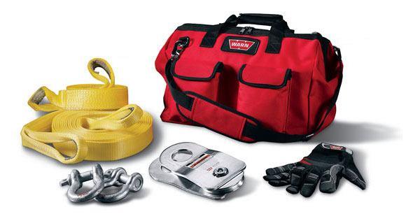 winching accessory kit by WARN - 88900