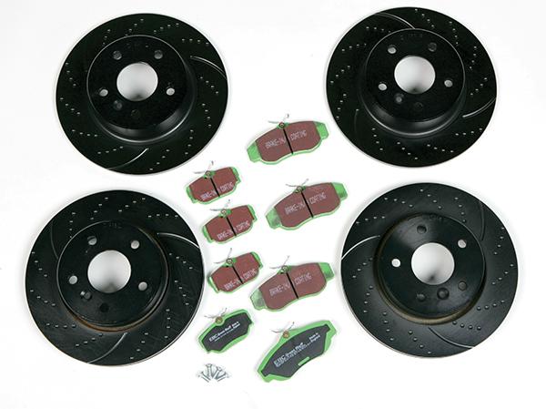Range Rover Performance Brake Rebuild Kit