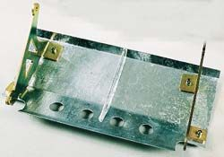 Land Rover Discovery skid plate - 9582