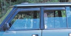 Air Deflectors - Side Window - Long Wheel Base