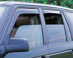 Air Deflectors - Side Window - Set Of Four