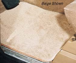 Lloyd Ultimat 3-Piece Mat Set In Smokestone For 96-99 Discovery I