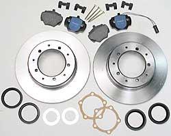Brake Rebuilding Kit - Rear - Ferodo