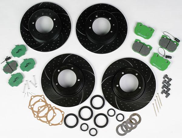 Range Rover Classic brake rebuild kit