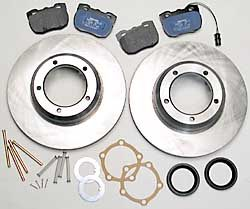 Brake Rebuilding Kit - Front - Ferodo