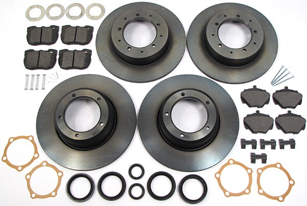 complete brake rebuild kit for Discovery - 9985G