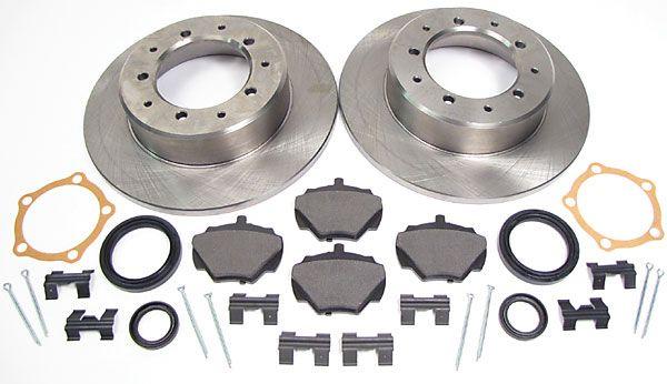 Brake Rebuild Kit Rear D90