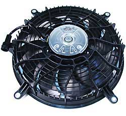 Genuine A/C Condenser Fan For Land Rover Discovery Series 2