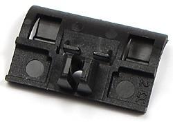 Molding Clip Rear Side Door Outer Waist Seal