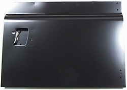 Door Assembly RH Lower - Soft Top