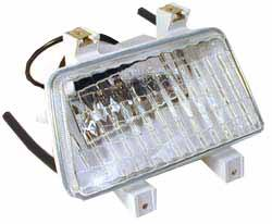 Genuine Fog Lamp Driving Light, Left Hand, For Range Rover P38, 1995 - 1999