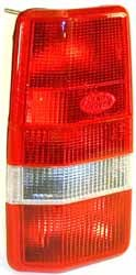 Lamp Assembly - Left Hand - Rear - Body (Red)