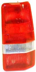 Lamp Assembly - Right Hand - Rear - Body (Red)
