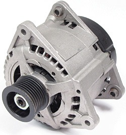 Alternator By Denso, 100 Amp, For Land Rover Discovery I 1996 - 1999 And Defender 90 1997-Only