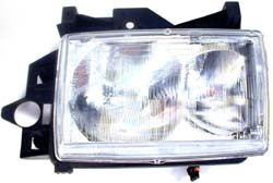 Headlamp Assembly - Left Hand