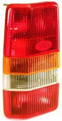 Genuine Tail Light Assembly AMR5150, Rear Left Hand Directional, Amber, For Land Rover Discovery I