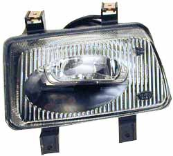 Genuine Fog Lamp Driving Light, Right Hand, For Land Rover Discovery Series II, 1999 - 2002