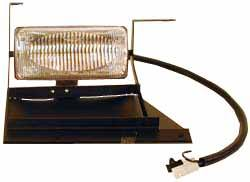 Genuine Front Fog Lamp Driving Light, Left Hand, For Land Rover Discovery I
