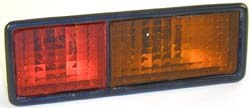 Tail Light Assembly, Rear Right Hand On Bumper, For Land Rover Discovery I